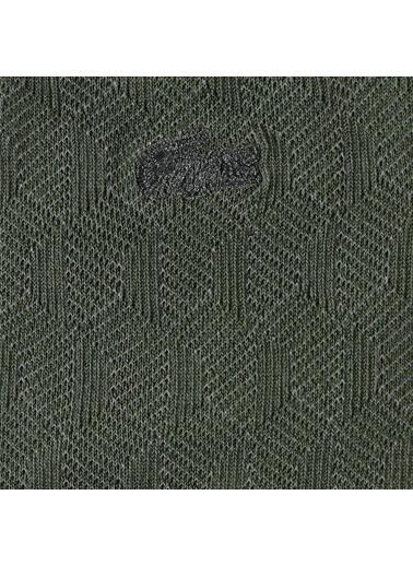 Lacoste Spor Çorap Yeşil